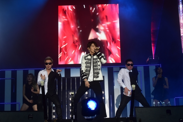 HSBC MUSIC FESTIVAL - LEE JOON GI ASIA TOUR (1)