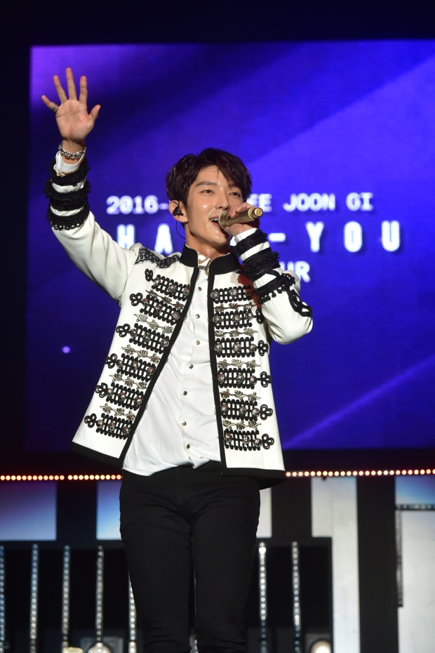 HSBC MUSIC FESTIVAL - LEE JOON GI ASIA TOUR (2)
