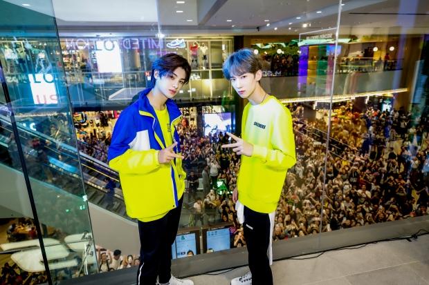 NEXT at Grand Opening of Skechers Jewel Changi Airport Store (5)