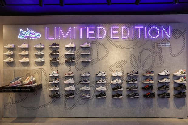 Skechers Jewel Changi Airport Store (3)